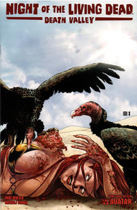 Cover Thumbnail for Night of the Living Dead: Death Valley (Avatar Press, 2011 series) #4 [Wrap]