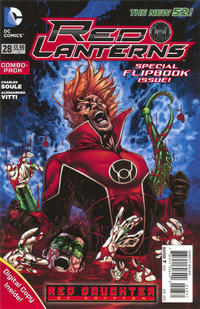 Cover Thumbnail for Green Lantern (DC, 2011 series) #28 [Combo-Pack]