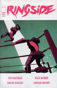Cover Thumbnail for Ringside (Image, 2015 series) #1