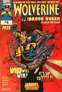 Cover Thumbnail for Wolverine vs The Brood Queen (Marvel, 1999 series) #1