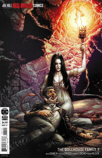 Cover Thumbnail for The Dollhouse Family (DC, 2020 series) #1 [Jay Anacleto]