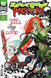 Cover Thumbnail for Harley Quinn & Poison Ivy (DC, 2019 series) #6