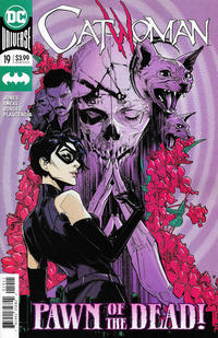 Cover Thumbnail for Catwoman (DC, 2018 series) #19