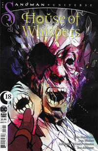 Cover Thumbnail for House of Whispers (DC, 2018 series) #18