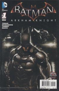 Cover Thumbnail for Batman: Arkham Knight (DC, 2015 series) #1 [Gamestop Exclusive]