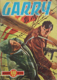 Cover Thumbnail for Garry (Impéria, 1950 series) #216