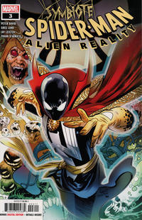Cover Thumbnail for Symbiote Spider-Man: Alien Reality (Marvel, 2020 series) #3