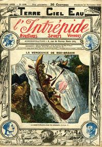 Cover Thumbnail for L'Intrépide (SPE [Société Parisienne d'Edition], 1910 series) #638
