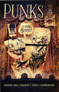 Cover Thumbnail for Punks: The Comic (Image, 2014 series) #4 [Variant]