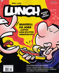 Cover Thumbnail for Lunch (Strand Comics, 2019 series) #2/2020