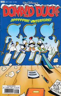 Cover Thumbnail for Donald Duck & Co (Hjemmet / Egmont, 1948 series) #7/2020
