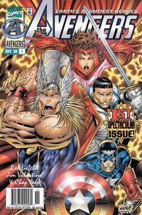 Cover Thumbnail for Avengers (Marvel, 1996 series) #1 [Newsstand]
