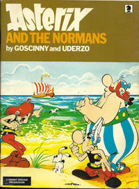 Cover Thumbnail for Asterix and the Normans (Hodder & Stoughton, 1982 series)  [Third printing]