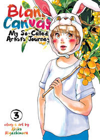 Cover Thumbnail for Blank Canvas: My So-Called Artist's Journey (Kakukaku Shikajika) (Seven Seas Entertainment, 2019 series) #3