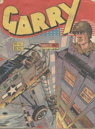 Cover for Garry (Impéria, 1950 series) #57
