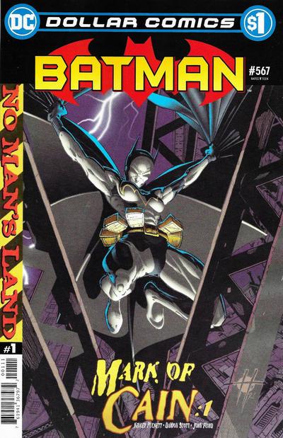 Cover for Dollar Comics: Batman 567 (DC, 2020 series)
