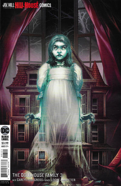Cover for The Dollhouse Family (DC, 2020 series) #3 [Jay Anacleto]