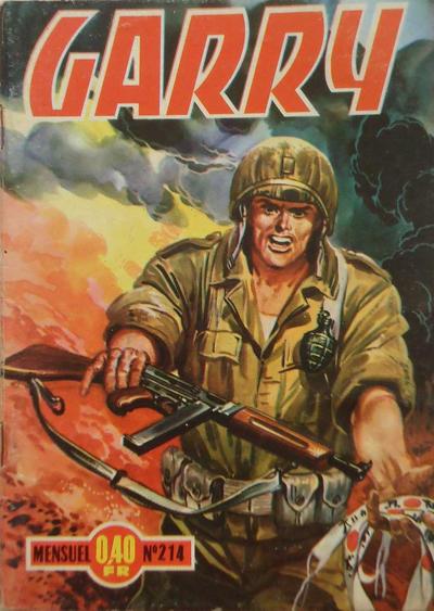 Cover for Garry (Impéria, 1950 series) #214