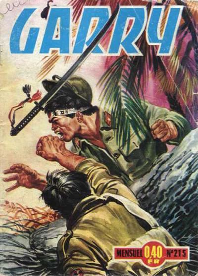 Cover for Garry (Impéria, 1950 series) #215