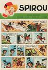 Cover for Spirou (Dupuis, 1947 series) #622