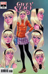 Cover Thumbnail for Gwen Stacy (2020 series) #1 [Todd Nauck 'Many Faces of Gwen']