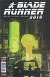 Cover for Blade Runner 2019 (Titan, 2019 series) #5 [Cover B]