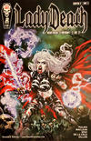Cover Thumbnail for Lady Death: Nightmare Symphony (2019 series) #2 [Standard Edition Mike Krome]