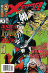 Cover Thumbnail for X-Force (1991 series) #30 [Newsstand]