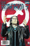 Cover Thumbnail for The Brotherhood (2001 series) #7 [Newsstand]