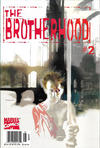 Cover for The Brotherhood (Marvel, 2001 series) #2 [Newsstand]