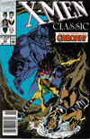 Cover Thumbnail for X-Men Classic (1990 series) #53 [Newsstand]