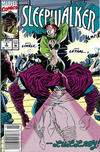 Cover for Sleepwalker (Marvel, 1991 series) #9 [Newsstand]