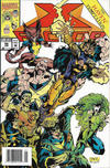 Cover Thumbnail for X-Factor (1986 series) #98 [Newsstand]