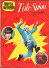Cover for Televisie favorieten (Nederlandse Rotogravure Pers, 1970 series) #5 - Tob-Spion
