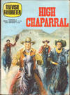 Cover for Televisie favorieten (Nederlandse Rotogravure Pers, 1970 series) #4 - High Chaparral