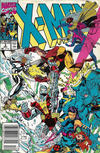 Cover for X-Men (Marvel, 1991 series) #3 [Newsstand]
