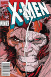 Cover for X-Men (Marvel, 1991 series) #7 [Newsstand]