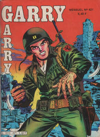 Cover Thumbnail for Garry (Impéria, 1950 series) #421