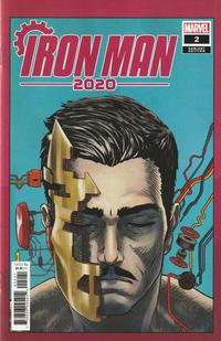 Cover Thumbnail for Iron Man 2020 (Marvel, 2020 series) #2 [Superlog]