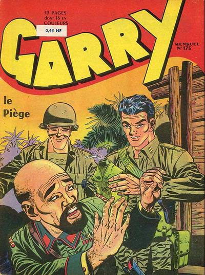 Cover for Garry (Impéria, 1950 series) #175