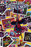 Cover for Amazing Spider-Man (Marvel, 2018 series) #25 (826) [Variant Edition - Dan Hipp Cover]