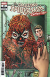 Cover for Amazing Spider-Man (Marvel, 2018 series) #25 (826) [Variant Edition - Carnage-ized - Todd Nauck Cover]