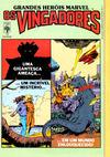 Cover for Grandes Heróis Marvel (Editora Abril, 1983 series) #17