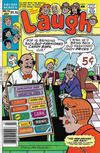 Cover for Laugh (Archie, 1987 series) #15 [Canadian]