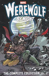 Cover for Werewolf by Night Complete Collection (Marvel, 2017 series) #2