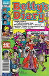 Cover for Betty's Diary (Archie, 1986 series) #12 [Canadian]