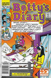 Cover for Betty's Diary (Archie, 1986 series) #15 [Canadian]