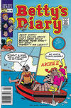 Cover for Betty's Diary (Archie, 1986 series) #27 [Canadian]
