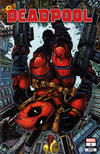 Cover for Deadpool (Marvel, 2020 series) #1 (316) [Clover Press Exclusive - Kevin Eastman]