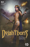 Cover for Dejah Thoris (Dynamite Entertainment, 2019 series) #2 [Cover E Cosplay]